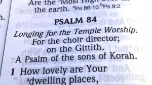 Psalm 84
